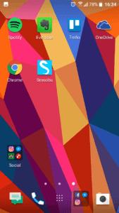 Smoobu App auf dem Homescreen