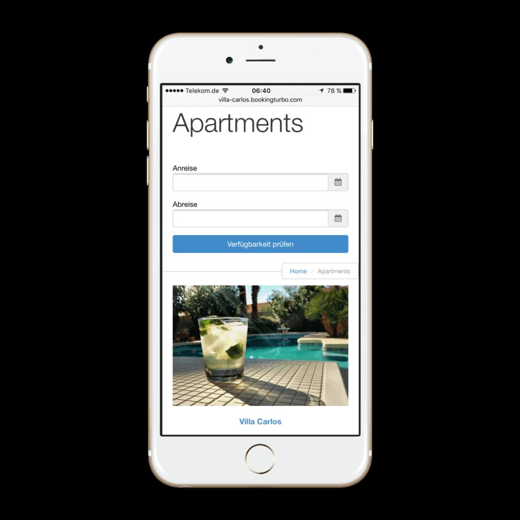 Mit Smoobu responsive Vermieter-Homepage für Ferienwohnung erstellen