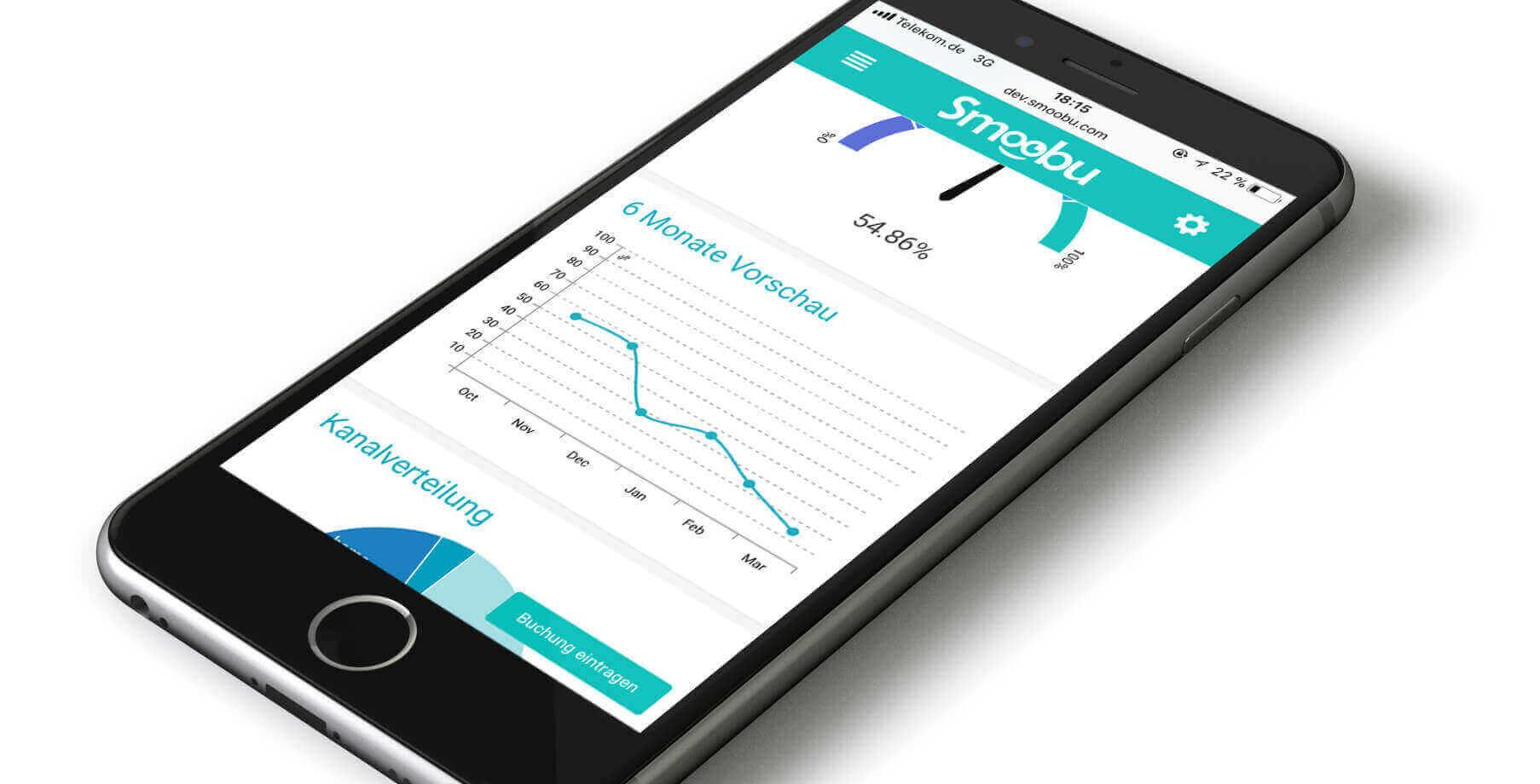 Immer mit Smoobu App fuer Ferienwohnungen
