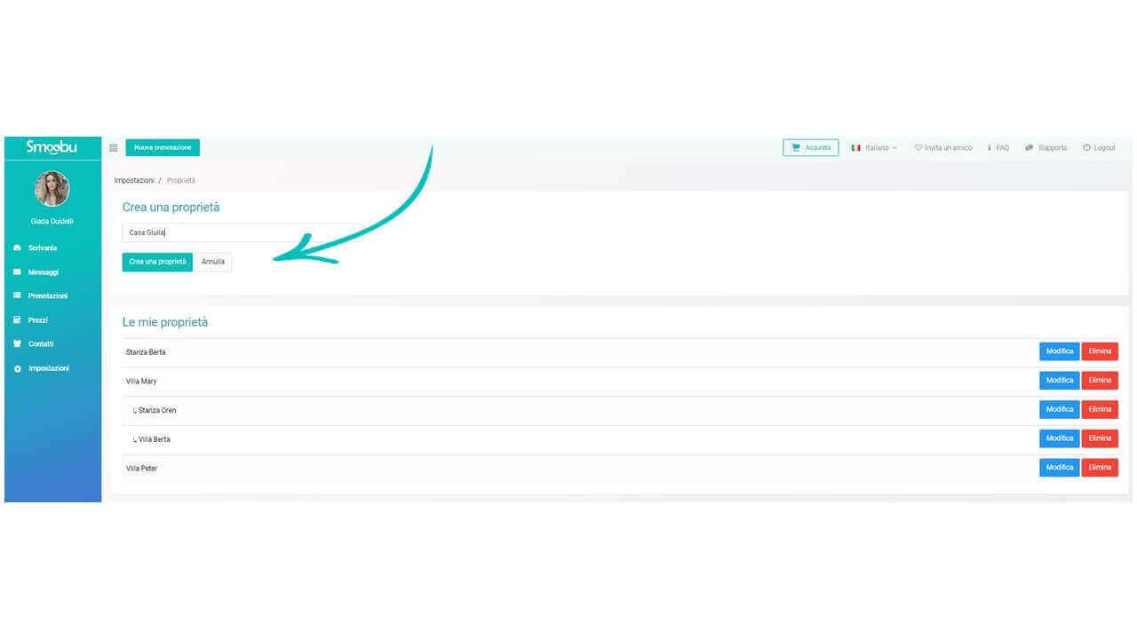 ᐅ GUIDA ALL'USO: come iniziare ad utilizzare il channel manager di Smoobu