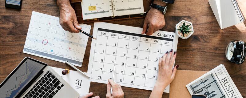 Mit Smoobu ganz eich den Kalender deiner Ferienwohnung betrachten
