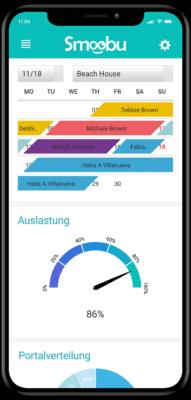 Online Software zur Verwaltung von Ferienunterkuenften Channel Manager PMS