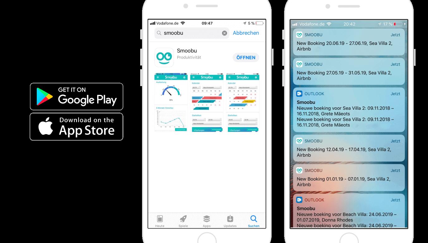 Mit Software fuer ferienwohnungen app smoobu verwaltung