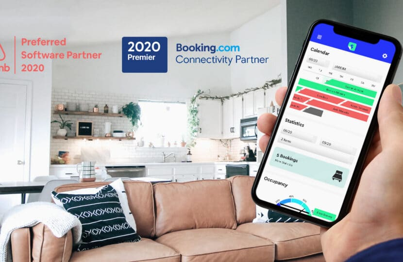 Collega i calendari di Booking.com e Airbnb
