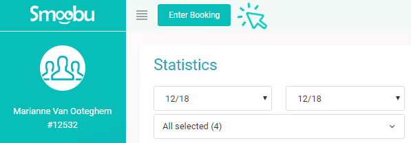 ᐅ Enter bookings and blocked periods