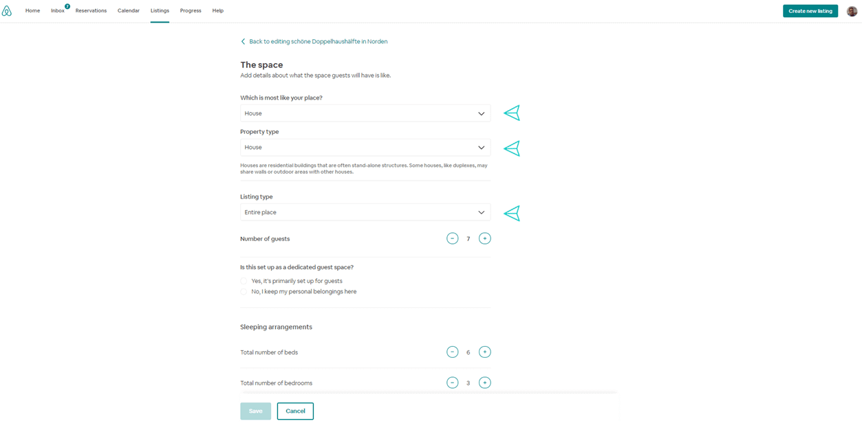 ᐅ Airbnb – Troubleshooting