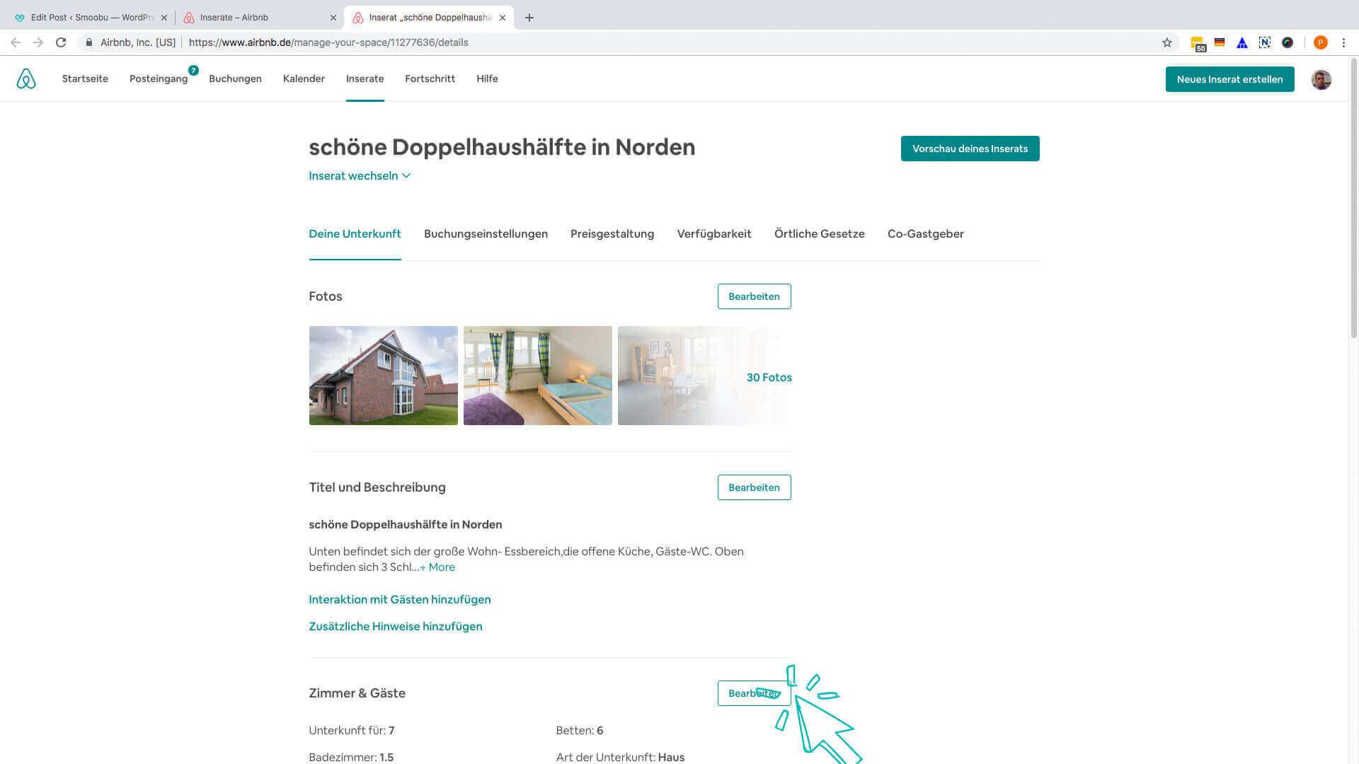 ᐅ Airbnb Erläuterungen – Trouble Shooting