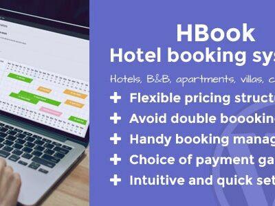 Sincroniza Hbook WordPress Plugin con los portales de reserva – Booking.com, Airbnb, etc