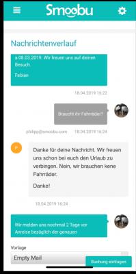 Software fuer Ferienwohnungen fuer PC und PMS