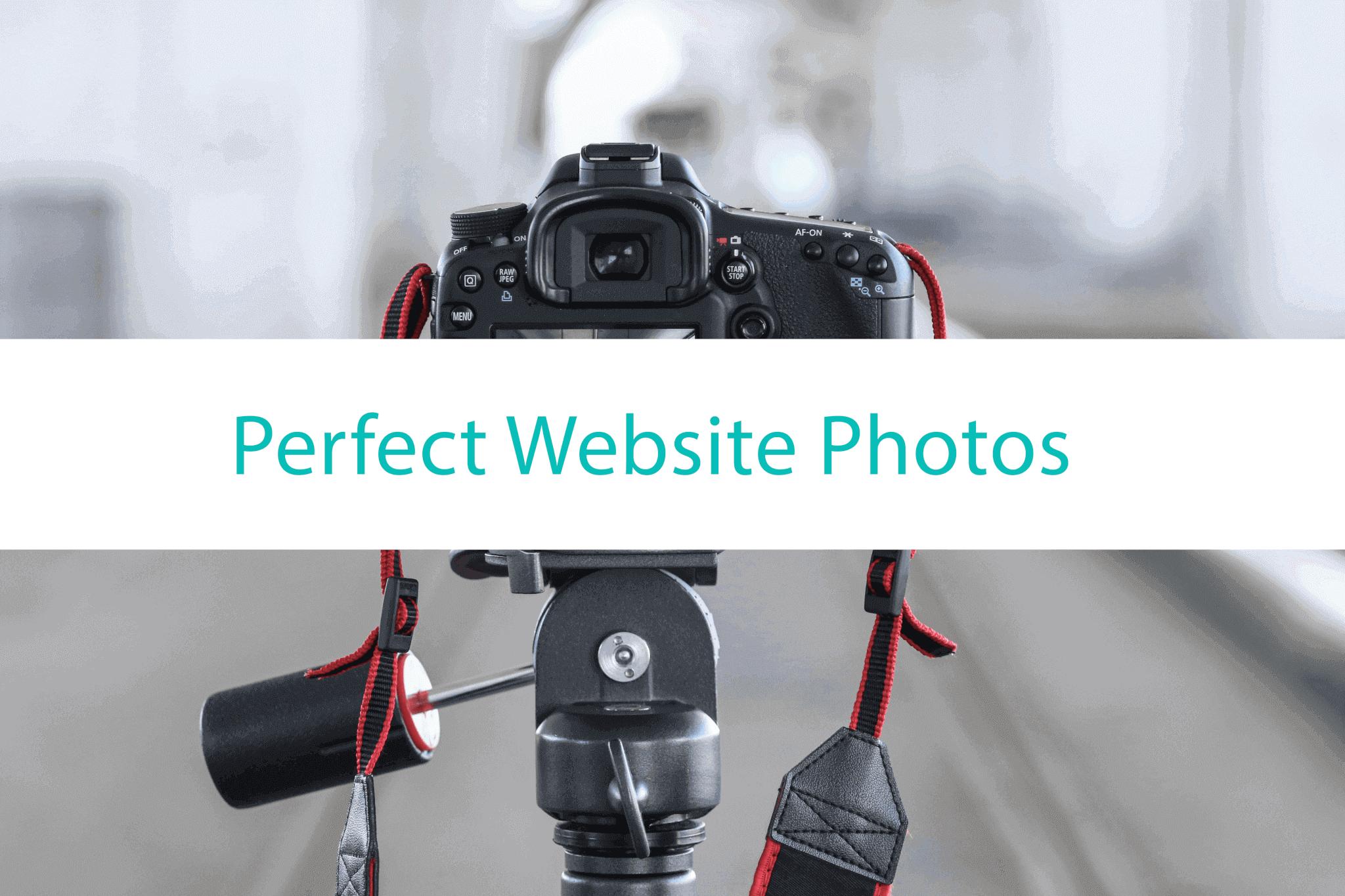 PErfekt Fotos fuer die Smoobu Webseite erstellen