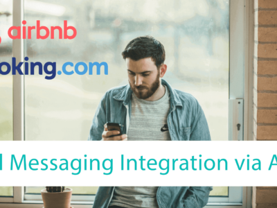 Integration of Messaging API from Airbnb and Booking.com