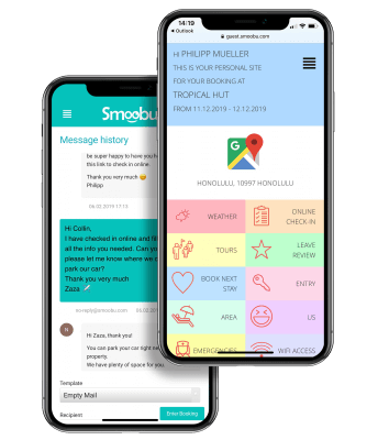 Check all messages and emails with smoobu auto-messaging