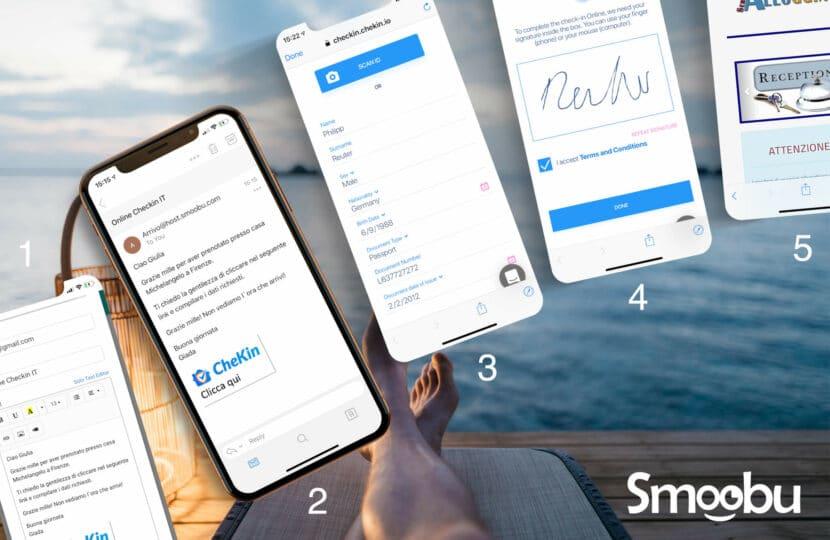 ᐅ Gestisci i dati dei tuoi ospiti con l´integrazione tra CheKin e Smoobu Channel Manager