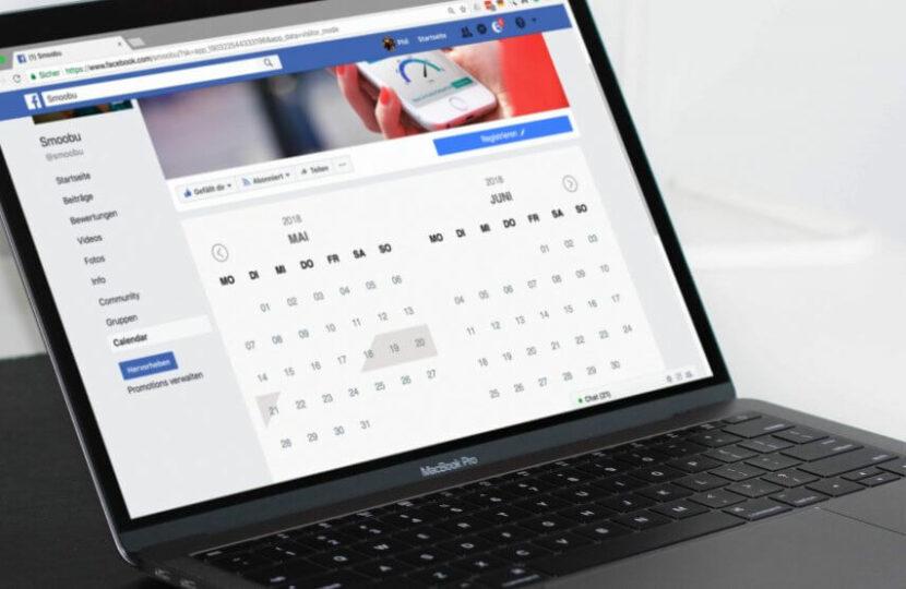 ᐅ Integrate Smoobu calendar and Booking Tool on Facebook