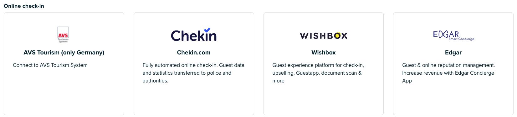 ᐅ Como enviar automaticamente os dados dos hóspedes ao SEF com a Chekin
