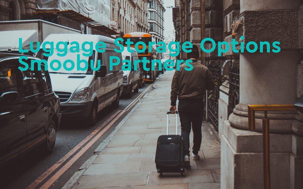 Servicio de entrega de equipaje, Servicios de entrega de equipaje – Socios que trabajan con Smoobu