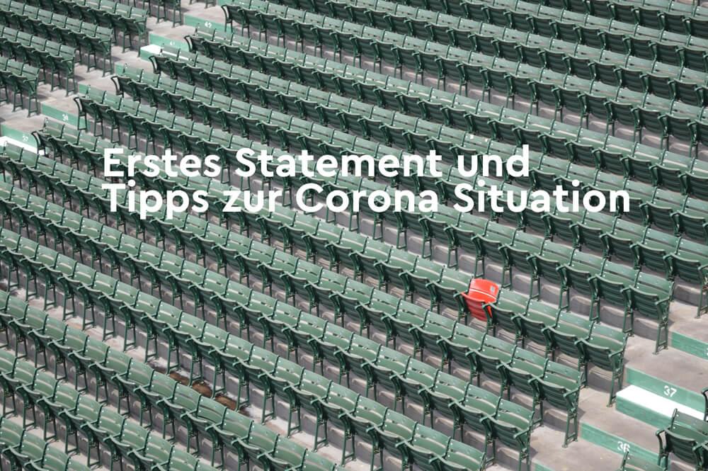 Ferienwohnungen und Corona, Ferienwohnungen und die Corona Situation – Statement und erste Tipps zur Situation von unseren Gründern Philipp und Fabian
