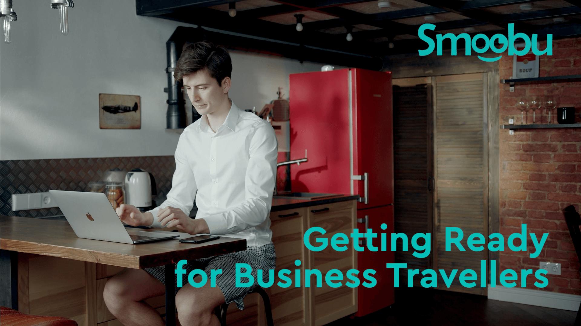 Viagens de negócio, Prepare seus apartamentos de férias para turismo de negócios