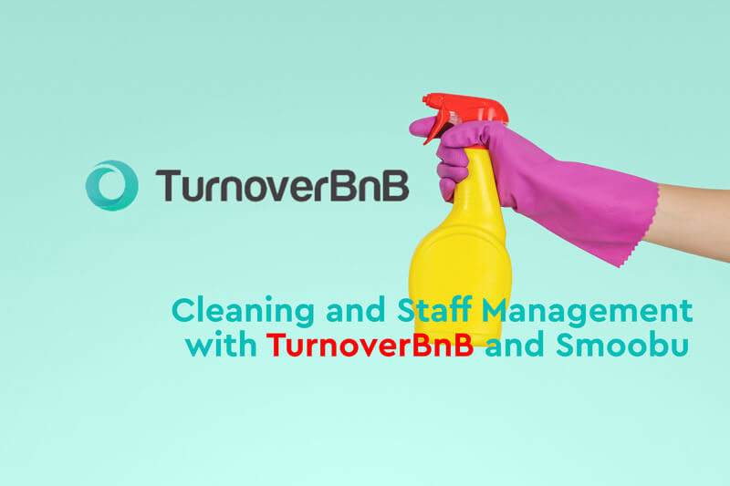 Cleaning Management TurnoverBnB Smoobu, Cleaning and Staff Management with TurnoverBnB and Smoobu