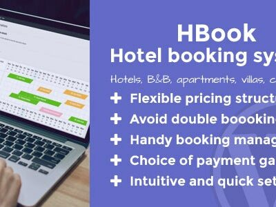 Hbook WordPress Plugin mit Buchungsportalen synchronisieren – Booking.com, Airbnb, etc