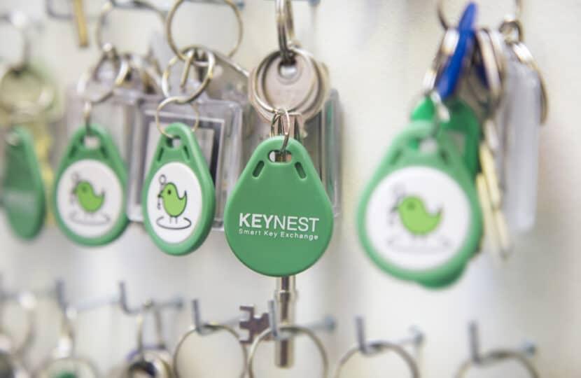 ᐅ La consegna delle chiavi della tua casa vacanze con Keynest e Smoobu