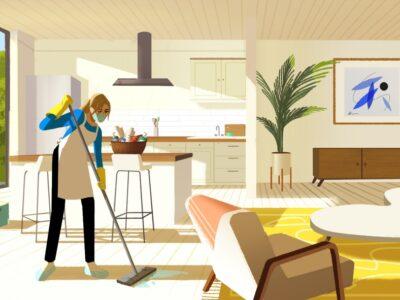 Protocollo di pulizia e standard di affidabilità di Airbnb