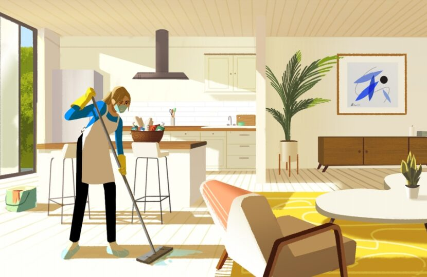 Airbnbs Enhanced Cleaning Protocol Reliability Standards 2UV9LOTKQ4R5