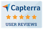 Capterra Smoobu Reviews Badge