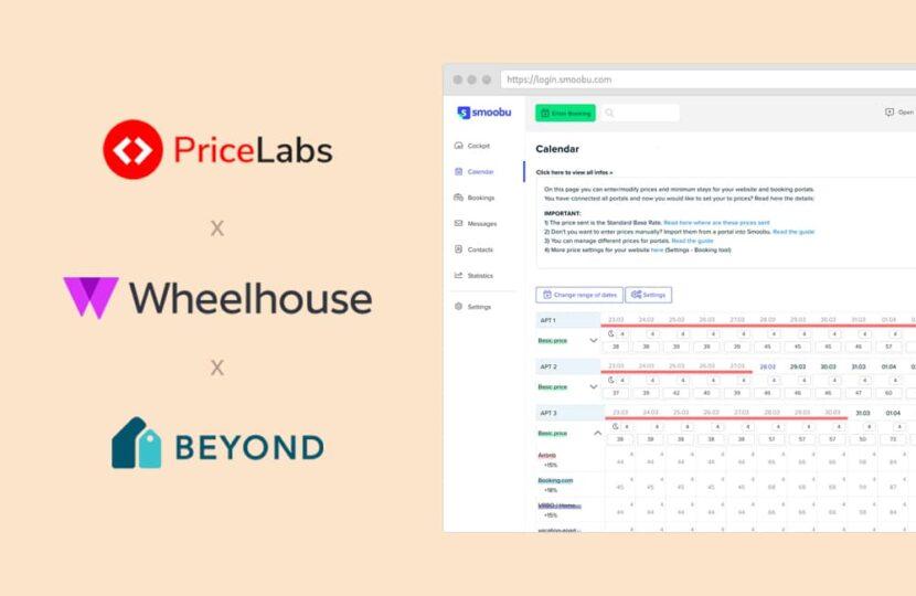 ᐅ Precios dinámicos: PriceLabs vs Wheelhouse vs Beyond